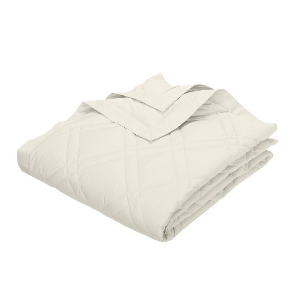 PrimaLoft Deluxe Ivory Down Alternative Twin Classic Blanket