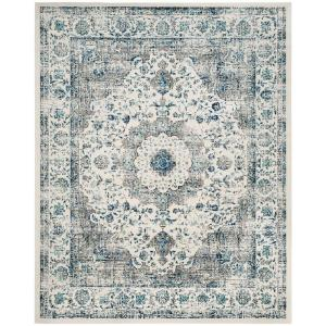 7d201a48a31 Safavieh Madison Cream Multi 8 ft. x 10 ft. Area Rug-MAD611B-8 - The ...