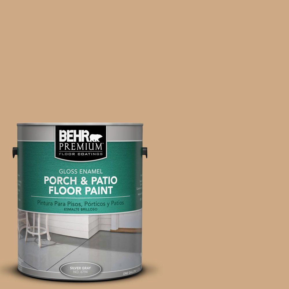 BEHR Premium 1-gal. #PFC-22 Cold Lager Gloss Porch and Patio Floor Paint
