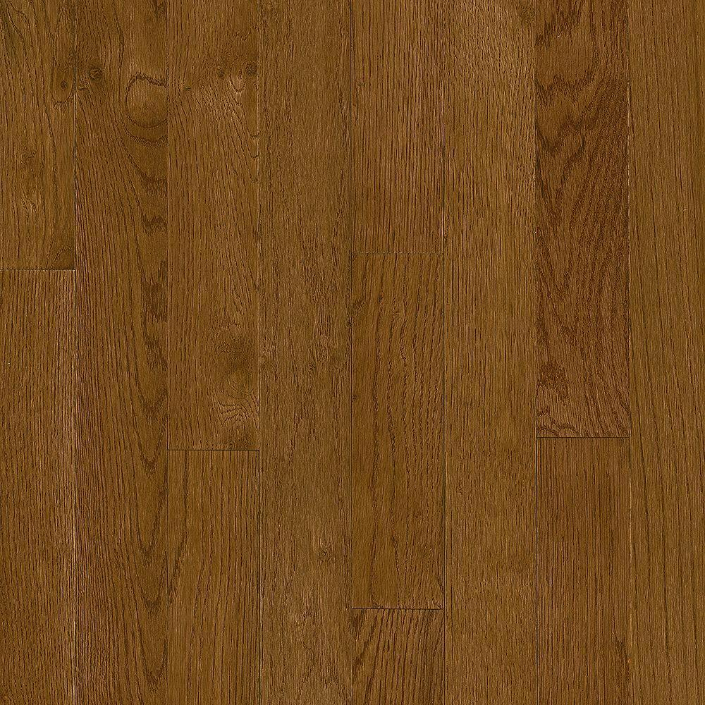 Bruce Oak Saddle 3/4 in. Thick x 3-1/4 in. Wide x Varying Length Solid Hardwood Flooring (704 sq. ft. / pallet)