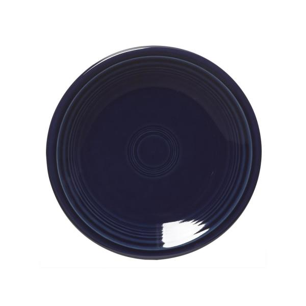 Fiesta Cobalt Blue Salad Plate 464105U