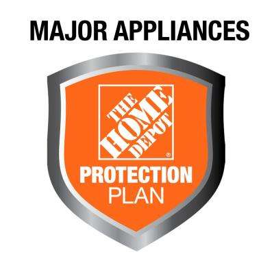 5-Year Protect Plan for Major Appliance $2000-$10000