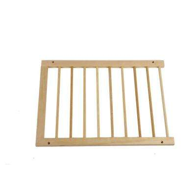 22-1/4 in. Natural Extension for Step Over Gate