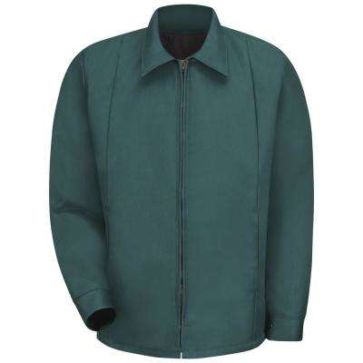 Men's X-Large Spruce Green Perma-Lined Panel Jacket