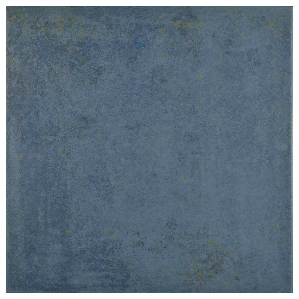 Merola Tile Rocinante Azul 13 In X 13 In Ceramic Floor