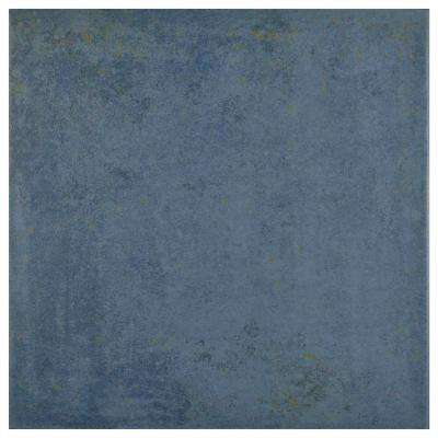 Rocinante Azul 13 in. x 13 in. Ceramic Floor and Wall Tile (17.07 sq. ft. / case)