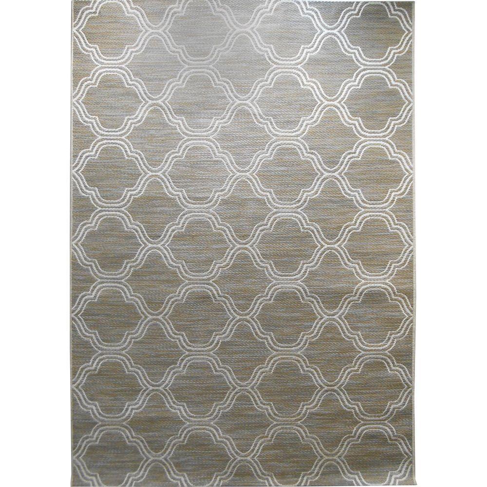 Fieldstone Slate 2 ft. x 3 ft. 5 in. Accent Rug
