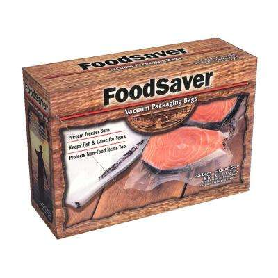 GameSaver Bags Quart (44-Pack)