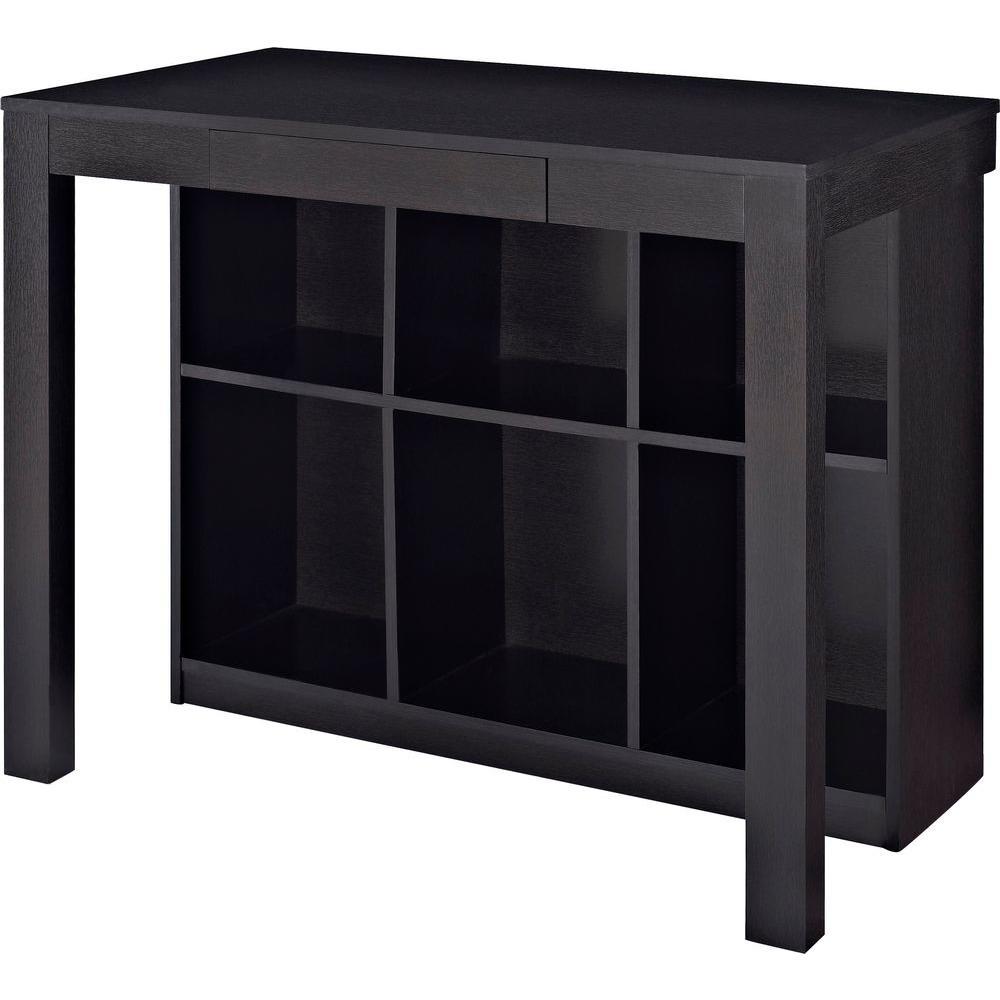Nelson Black Oak Desk