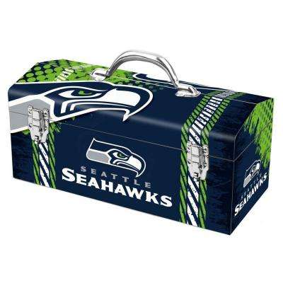7.2 in. Seattle Seahawks NFL Tool Box