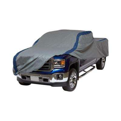Weather Defender Extended Cab Standard Bed Semi-Custom Pickup Truck Cover Fits up to 20 ft. 9 in.