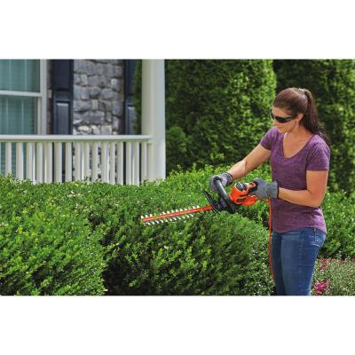 22 in. 4.0 Amp Corded Electric Hedge Trimmer