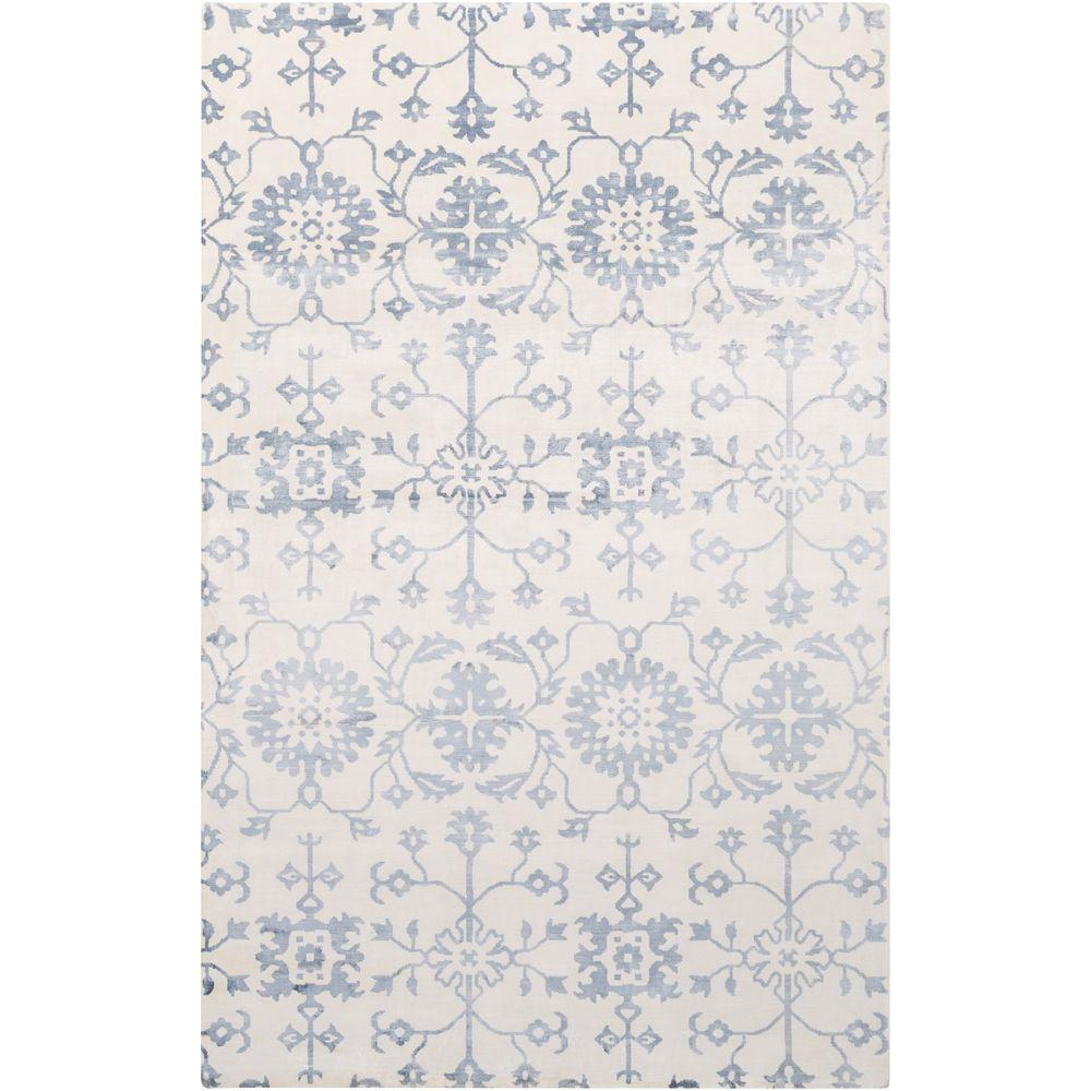 Anson Ivory 5 ft. x 8 ft. Indoor Area Rug