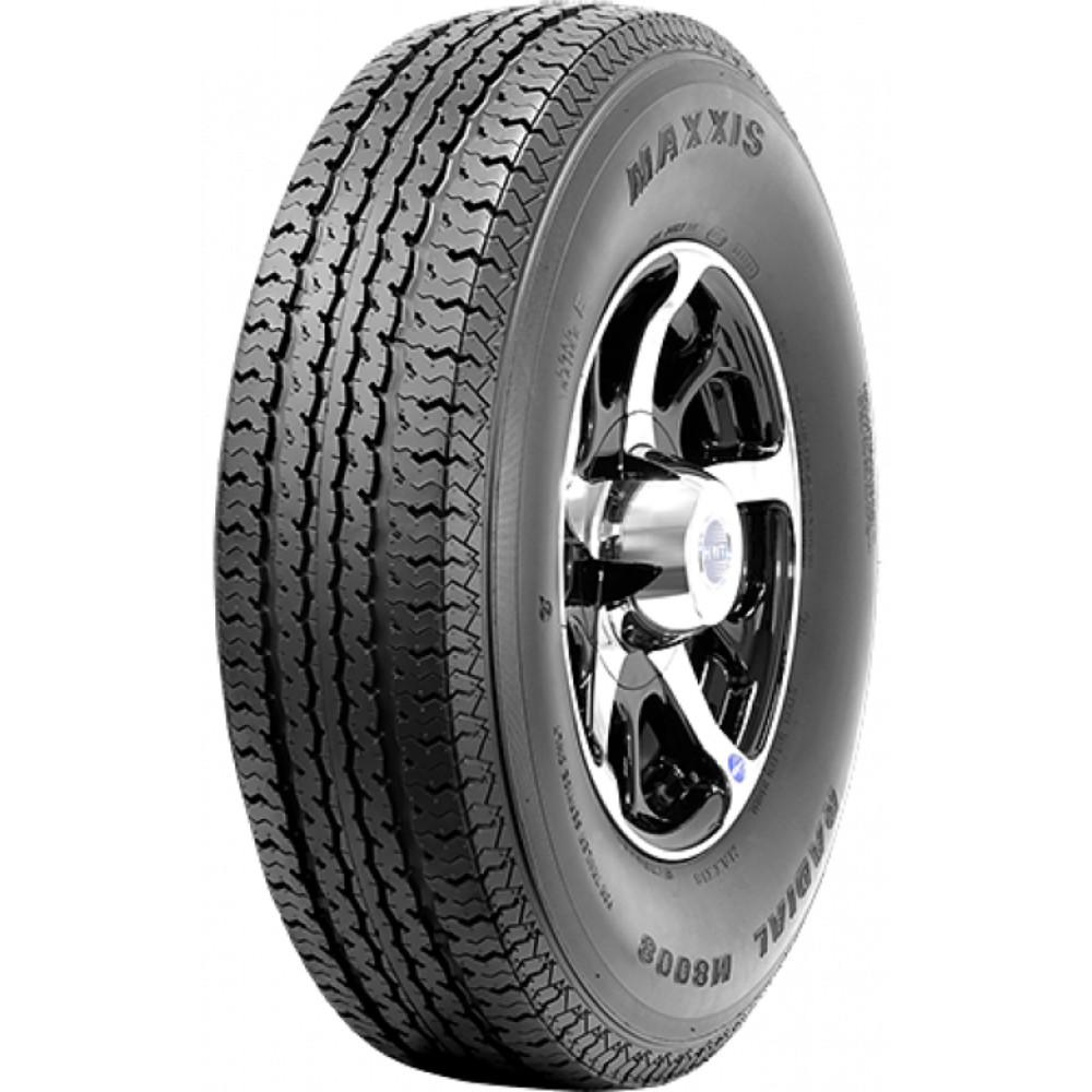 Maxxis M8008 St Radial 225 75r15 8 Ply Trailer Tire Tl15711000 The