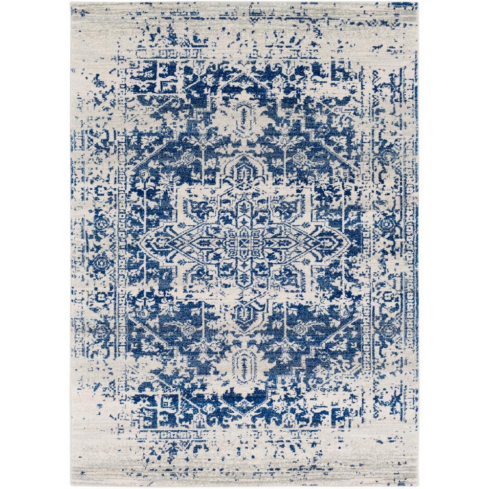 Artistic Weavers Demeter Dark Blue 5 ft. x 7 ft. Indoor Area Rug was $140.71 now $80.6 (43.0% off)