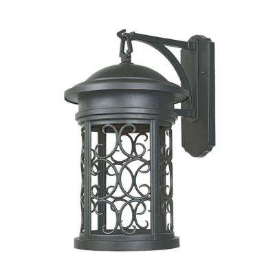 Chambery Oil Rubbed Bronze Outdoor Wall-Mount Lantern