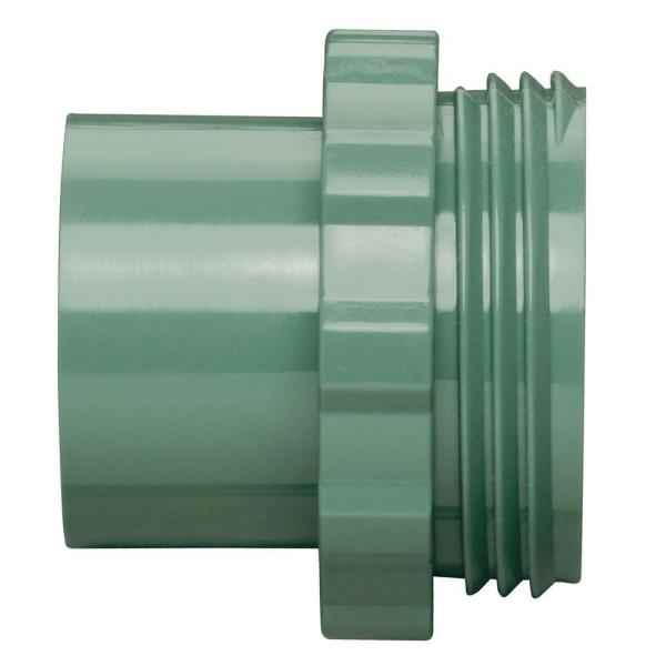 1 in. or 3/4 in. Slip PVC Manifold Transition Adapter