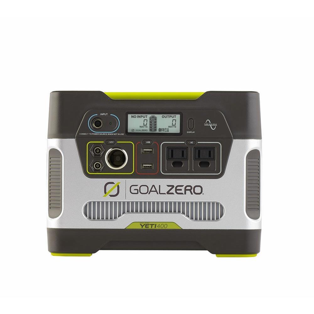 Yeti 400 300-Watt Battery Powered Portable Generator