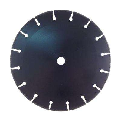 8 in. Coarse Grit Carbide Grit Circular Saw Blade