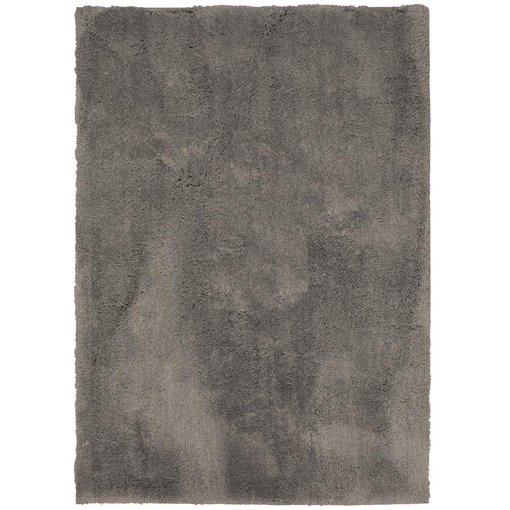 Mohawk Home Villa Shag Gray 6 ft. x 8 ft. Area Rug