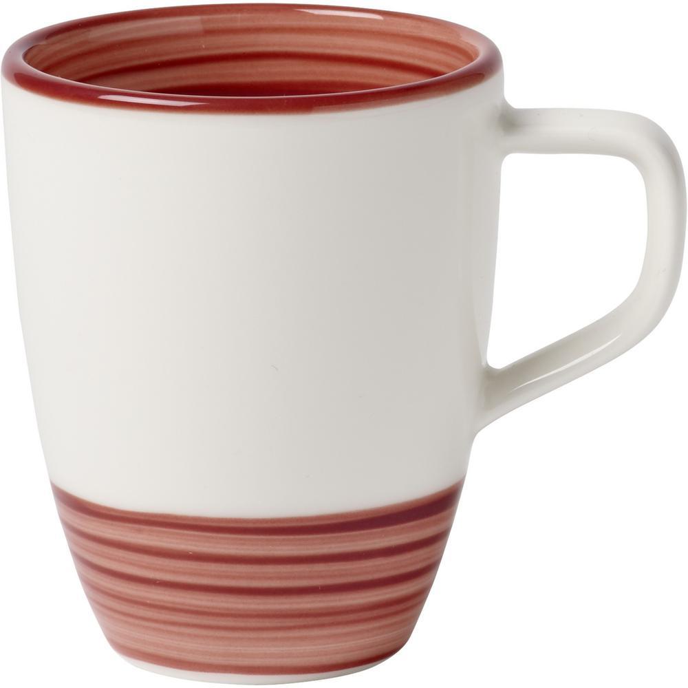 Manufacture Rouge 12-3/4 oz. Red Mug