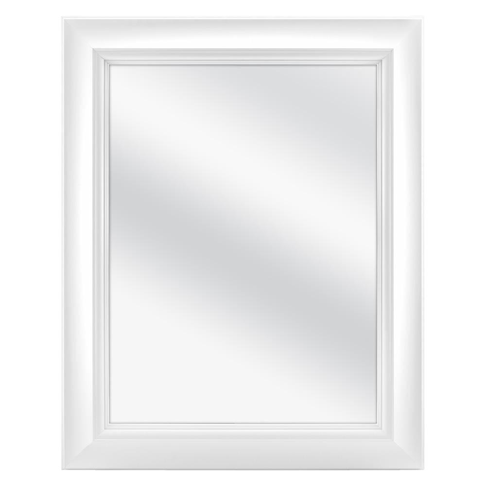 24 in. W x 30 in. H Fog Free Framed Recessed