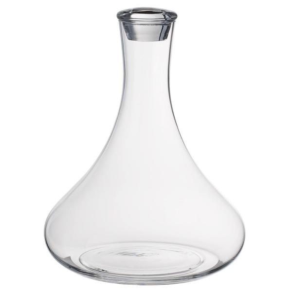 Villeroy & Boch Purismo 33.75 oz. Lead-Free Crystal Red Wine Decanter