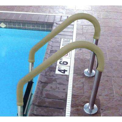 8 ft. Tan Grip for Pool Handrails