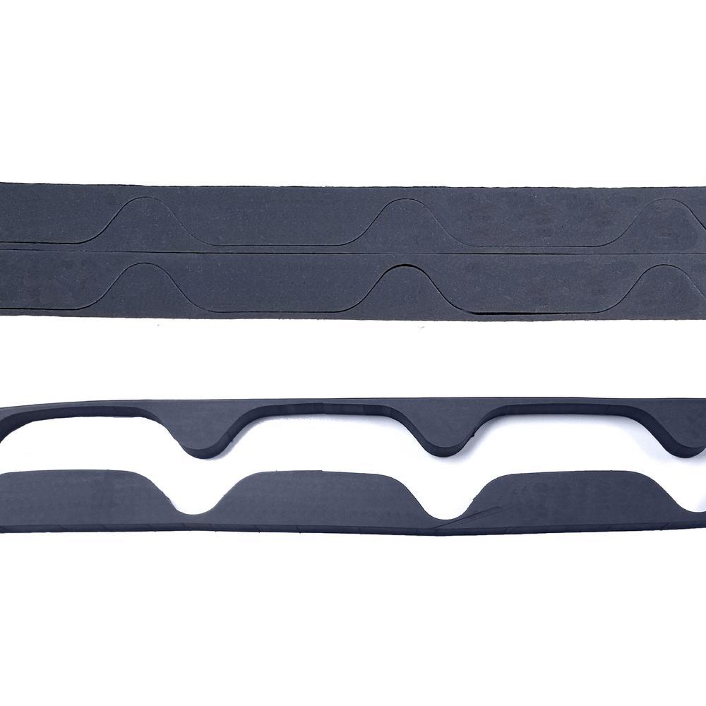 6V Solid Foam Closure Strip (Set of 2)