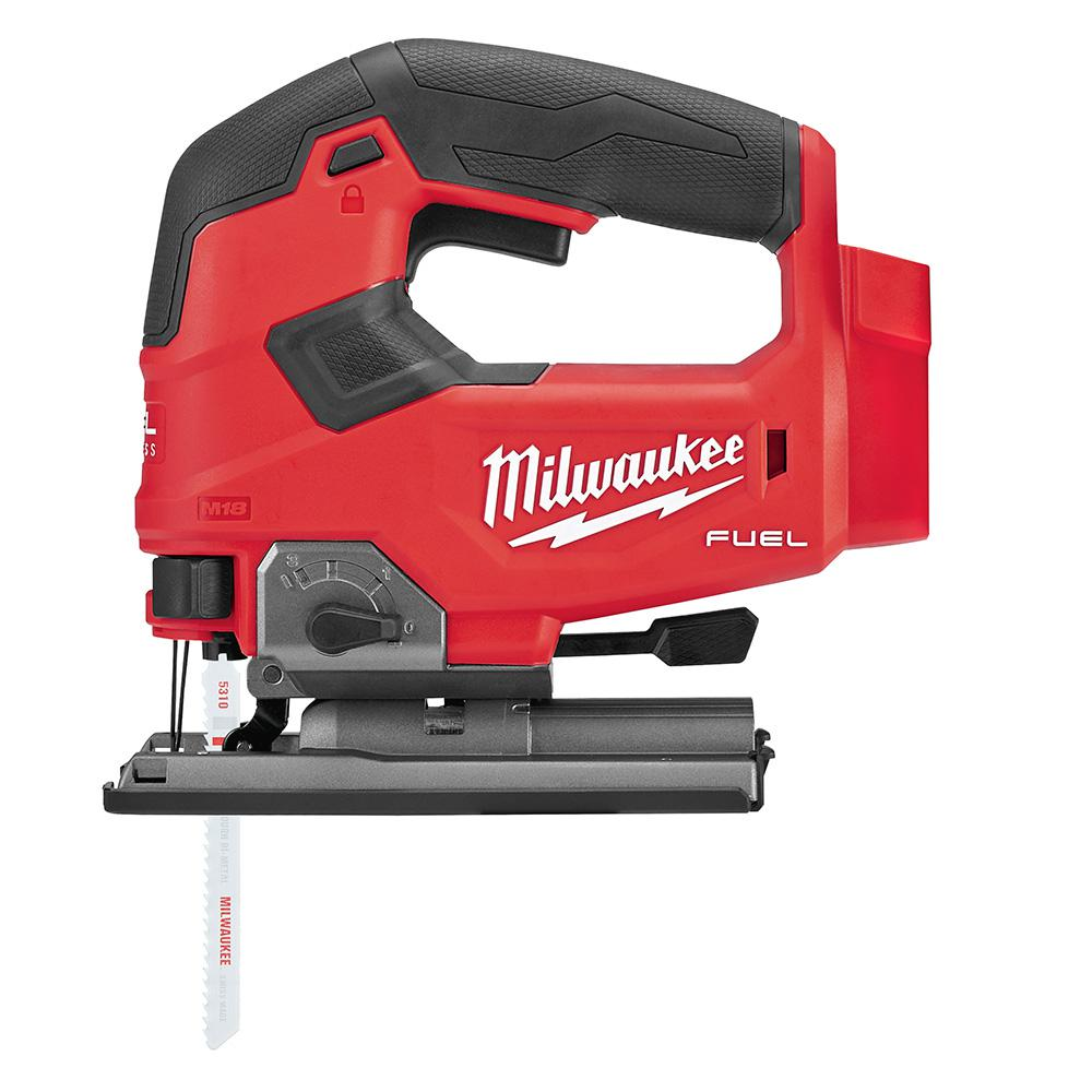 Milwaukee M18 FUEL 18-Volt Lithium-Ion Brushless Cordless Jig Saw (Tool-Only)