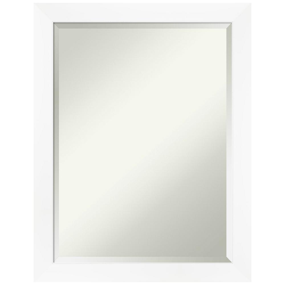 Cabinet White Narrow Bathroom