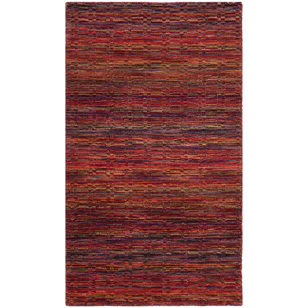 Safavieh Himalaya Red Multi 5 Ft X 8 Ft Area Rug Him703a 5 The