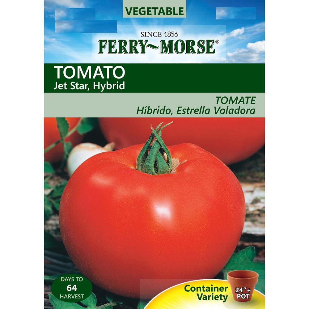 Ferry Morse Tomato Jet Star Hybrid Seed