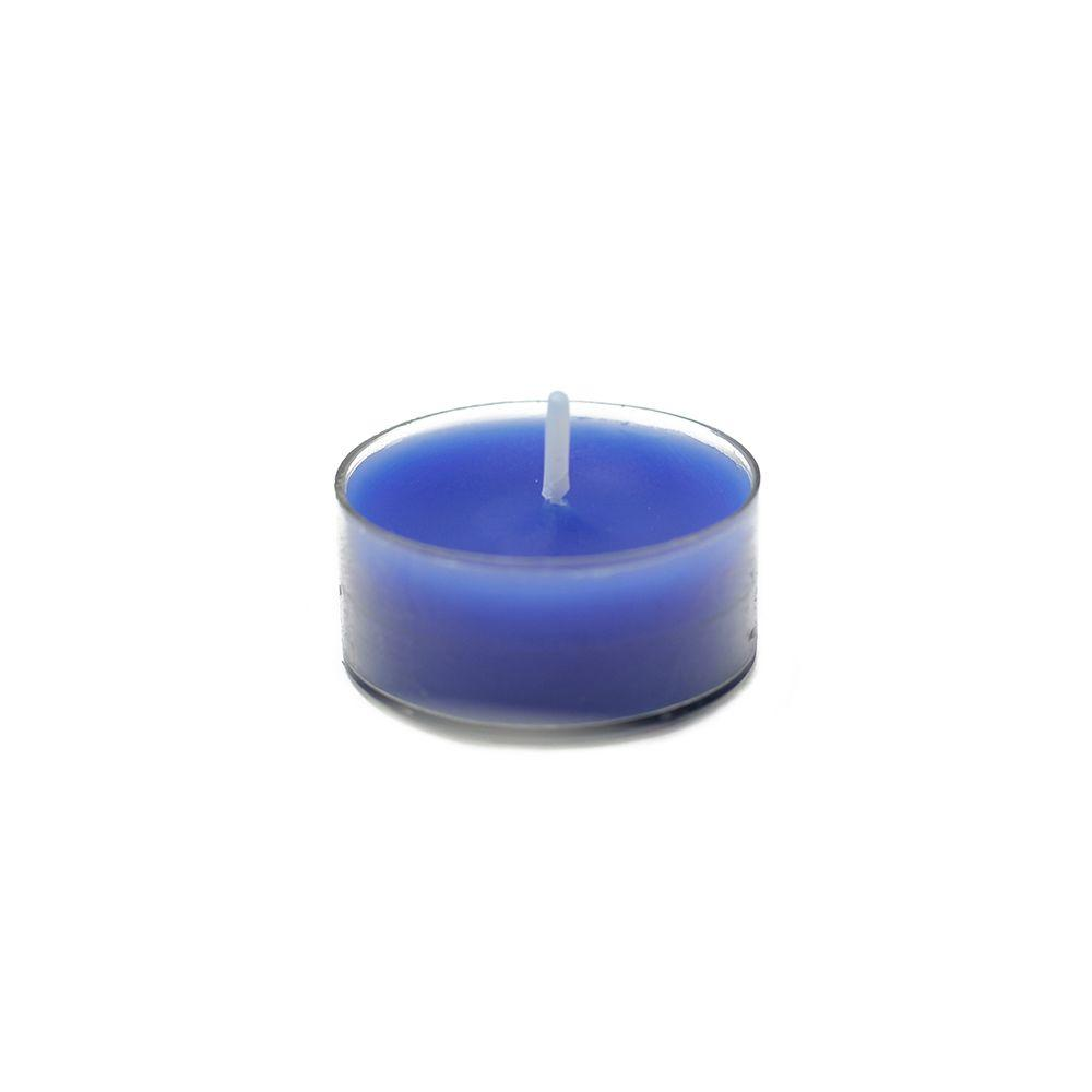 1.5 in. Blue Tealight Candles (50-Pack)