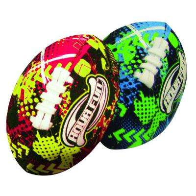 4 in. Active Xtreme Mini Cyclone Football Pool Toy