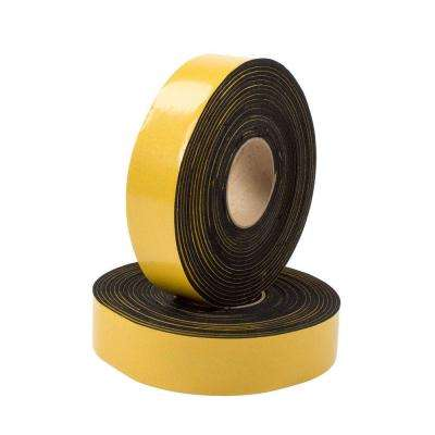 1/8 in. x 2 in. x 30 ft. Rubber Insulation Tape (12 Rolls/Case)