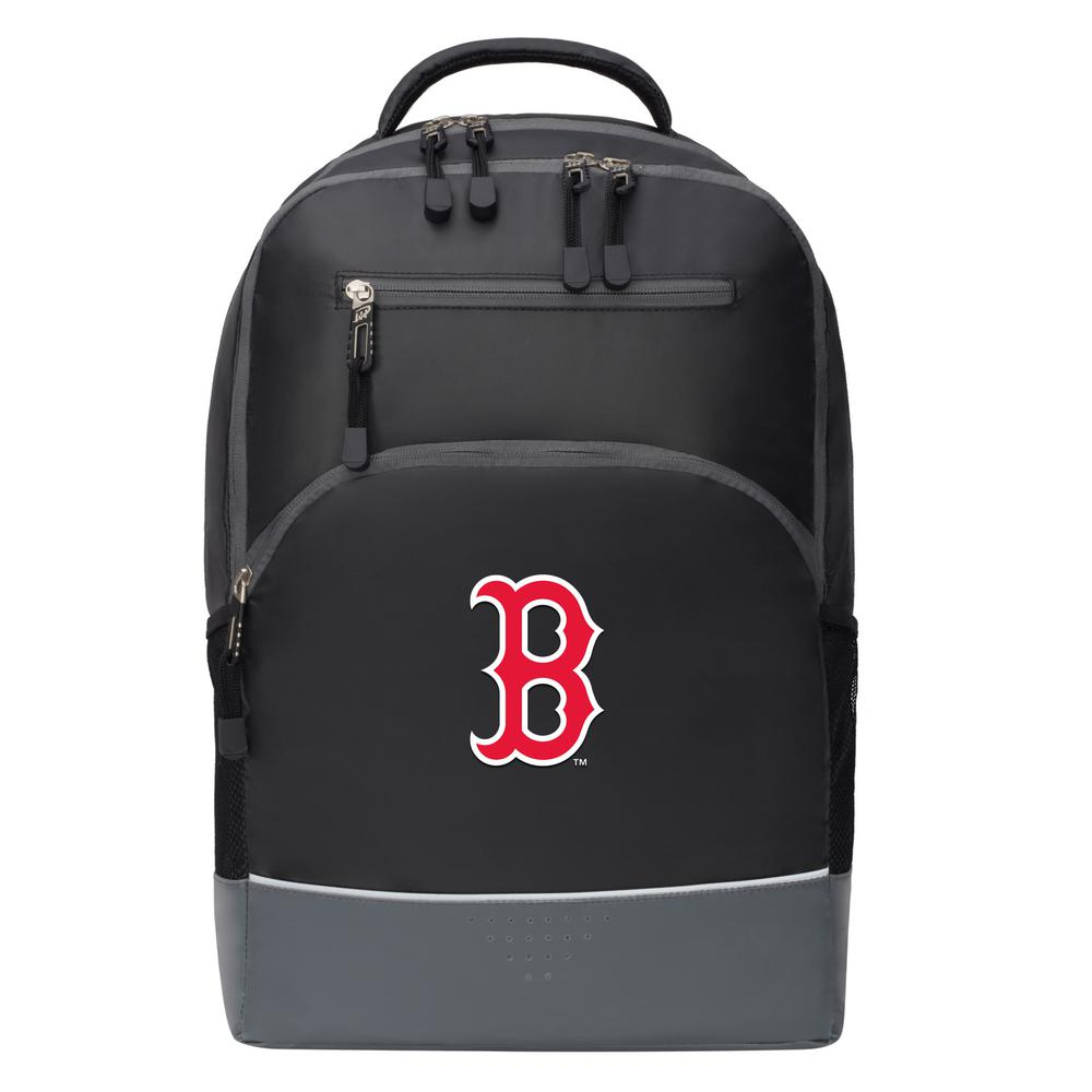 Red Sox 19 in. Black Alliance Backpack