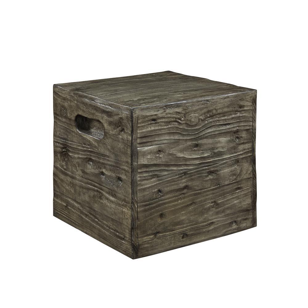 Coleman Grey Crate