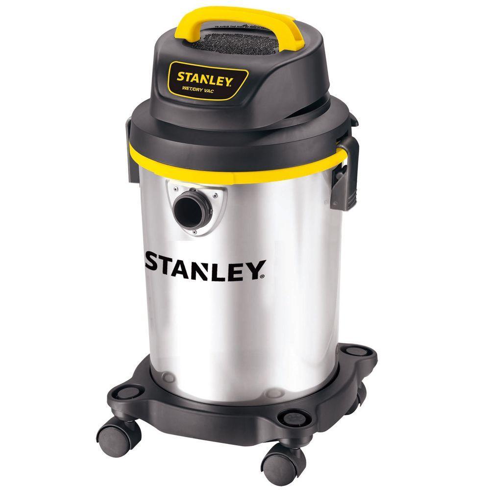 4 Gal. Stainless Steel Wet/Dry Vacuum