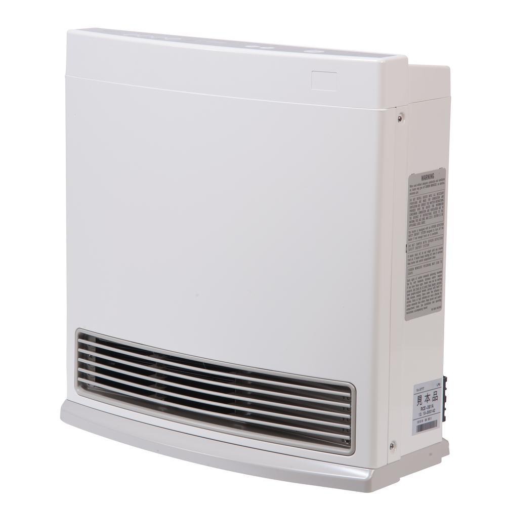 10,000 BTU Propane Gas Vent-Free Fan Convector