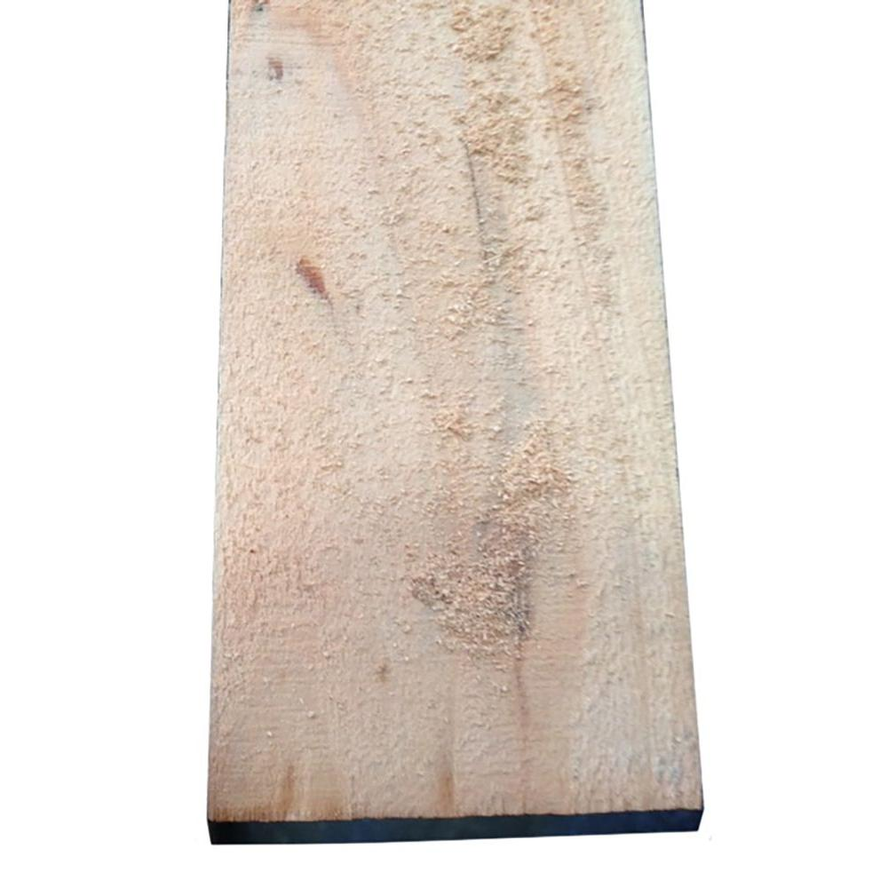 Bender Board Redwood (Common: 1/8 in. x 3-3/8 in. x 8 ft.; Actual: 0.125 in. x 3.375 in. x 96 in.)