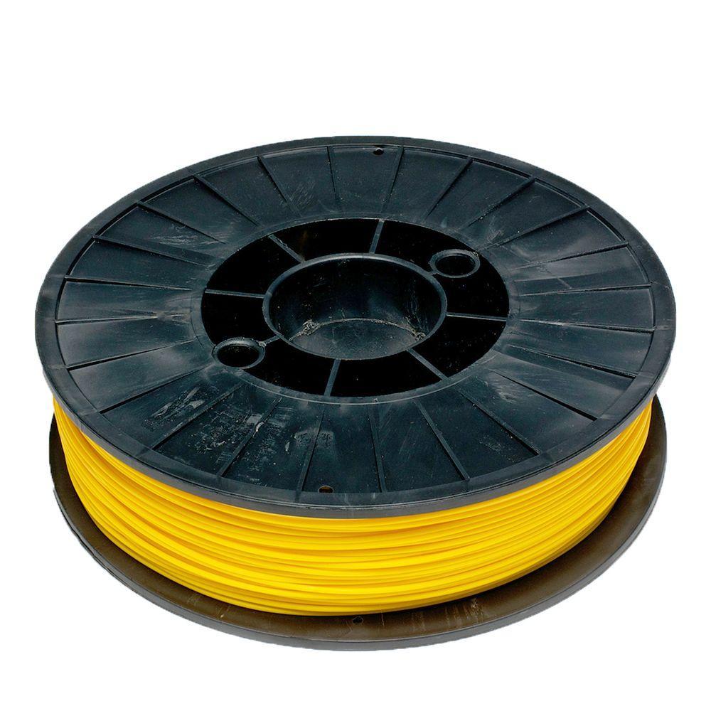 AFINIA Premium 1.75 mm Yellow ABS Plastic 3D Printer Filament (700g)