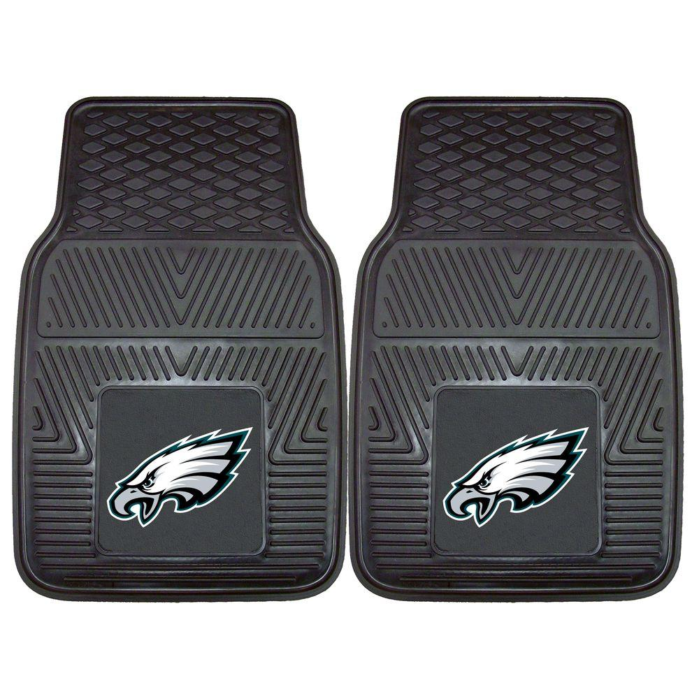 Philadelphia Eagles 18 in. x 27 in. 2-Piece Heavy Duty Vinyl