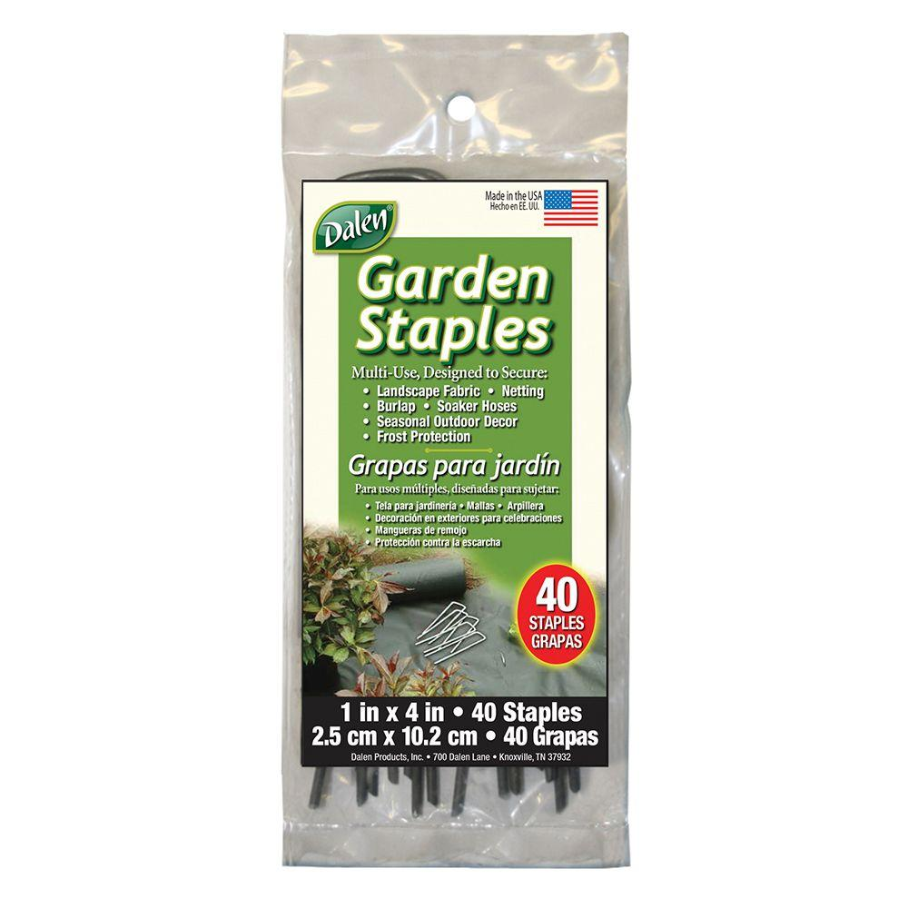 unbranded Dalen Products Garden Staples (40 Pack)