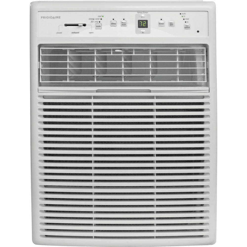 10,000 BTU 115-Volt Room Window Air Conditioner with Full-Function Remote