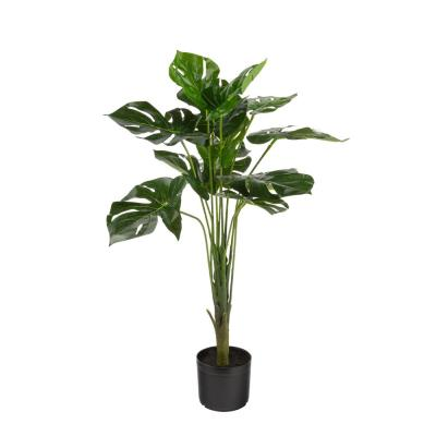Monstera 29 in. Indoor/Outdoor Artificial