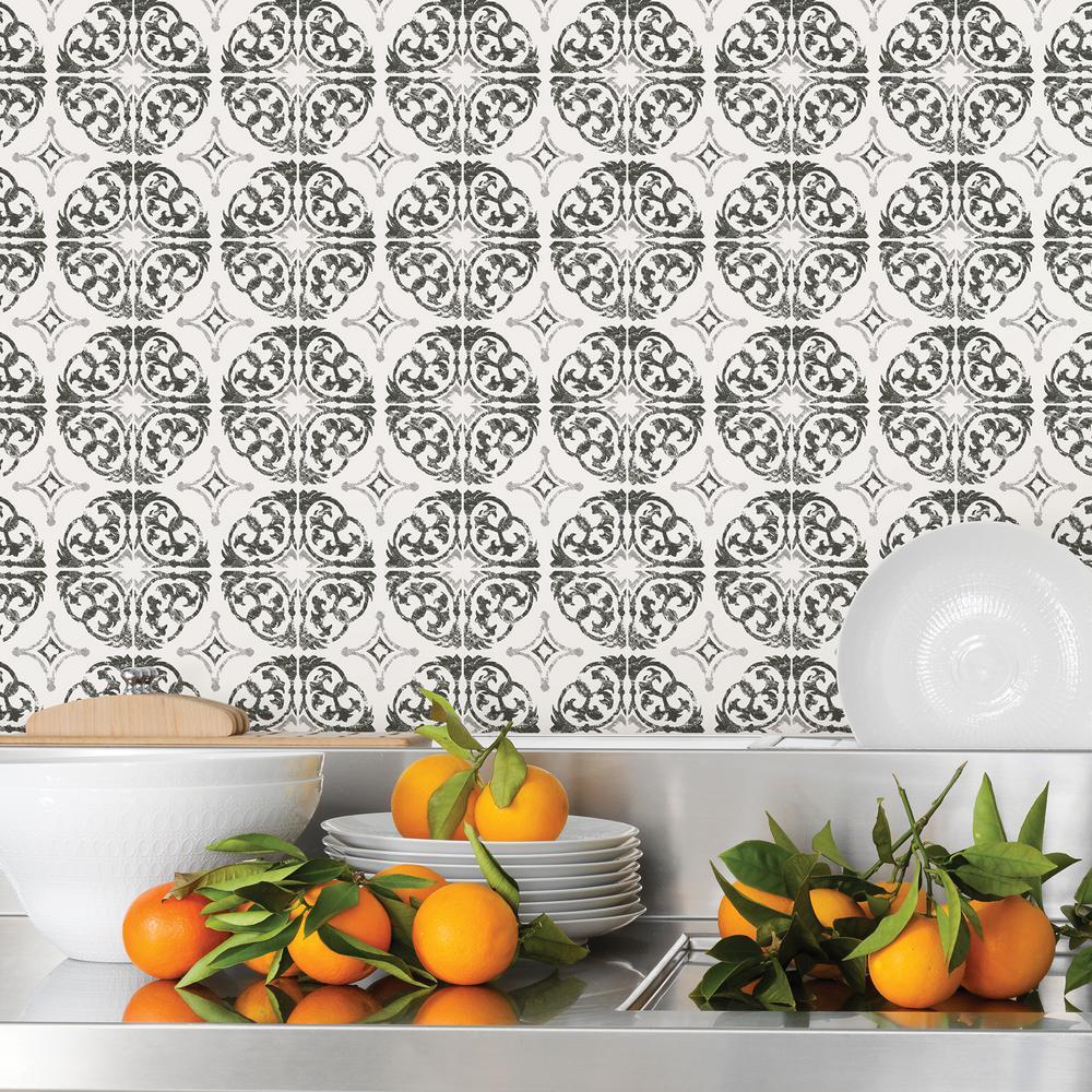Atlas Grey Tile Decal Kit