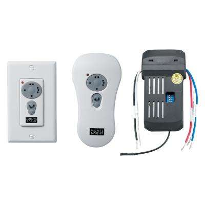 Wall/Hand-Held White Speed and Downlight Control