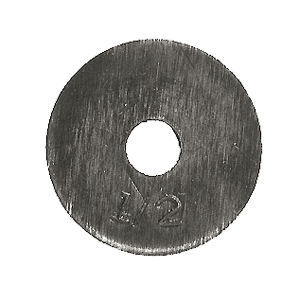 DANCO 1/2 in. Beveled Washers (10/Card)-88586 - The Home Depot