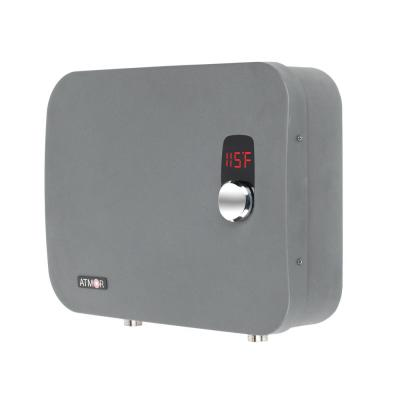 PRO 18,000-Watt 3.7 GPM Electric Tankless Water Heater Ideal For 1 Bedroom Home Up To 3 Simultaneous Applications